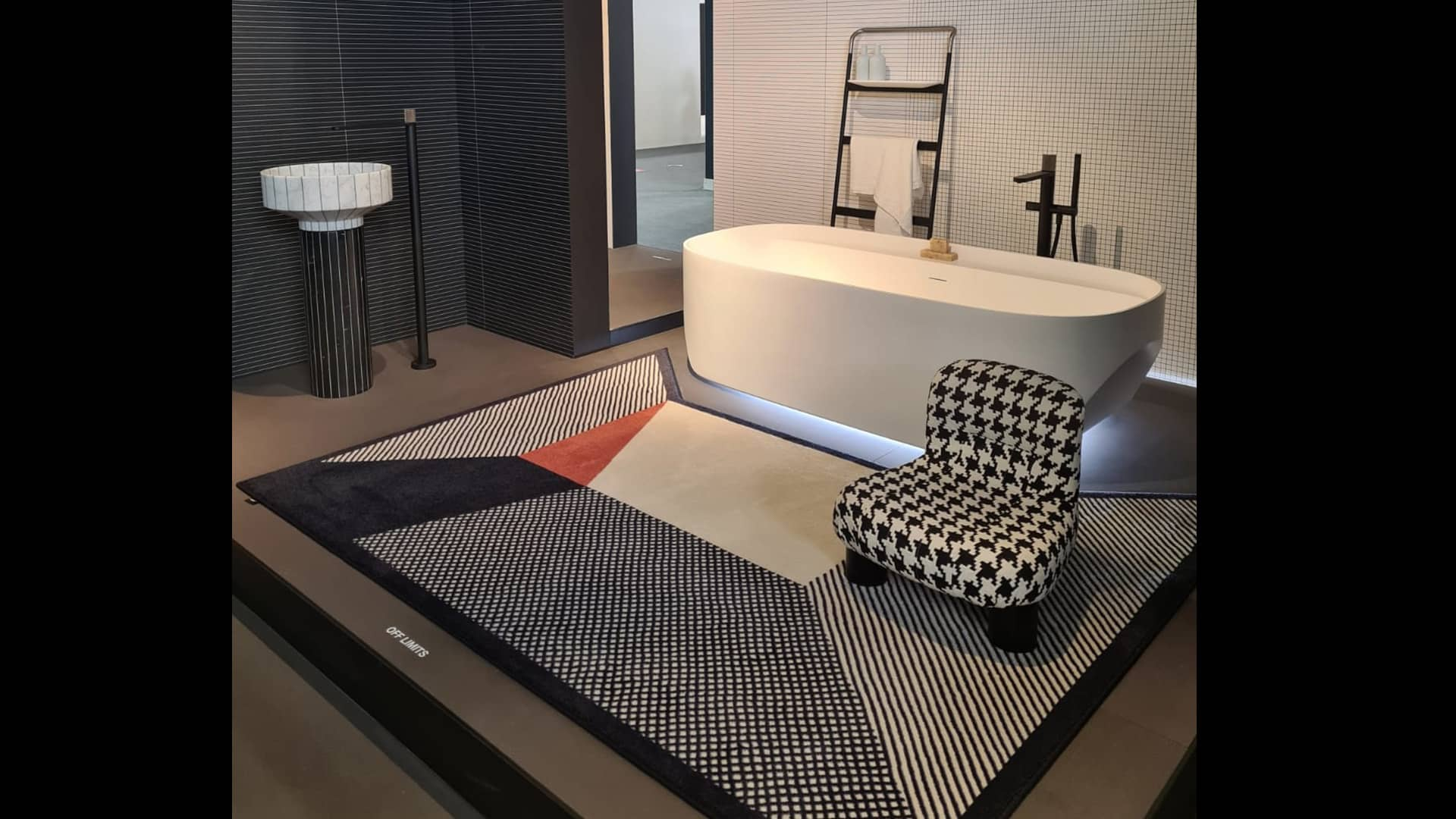 A peek into Antonio Lupi's new collection, Borghi at Cersaie 2021