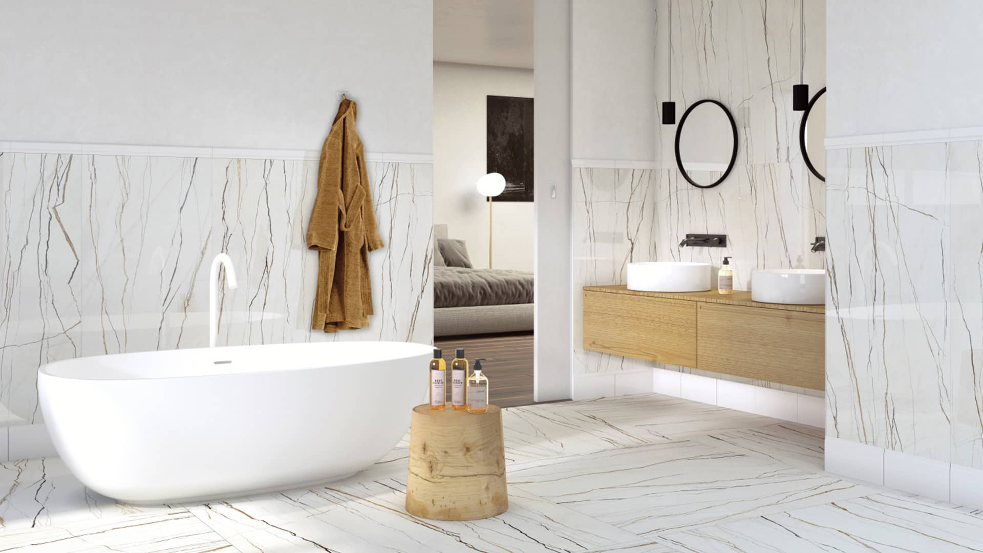 SETTECENTO - Manifattura Ceramica unveil new collections at Cersaie 2021