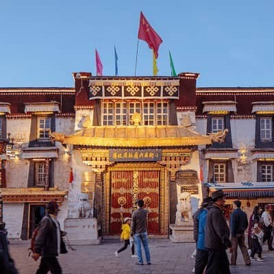 Jokhang Dazhao Temple, Lhasa