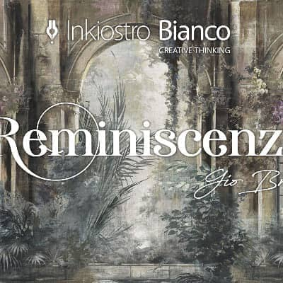 New Special Edition Art Collection by Gio Bressana for Inkiostro Bianco