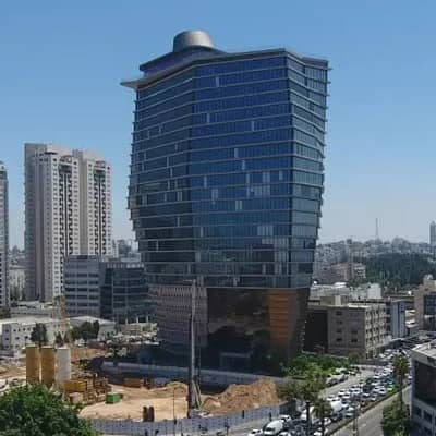 Tel Aviv's ToHa Tower wins award for best skyscraper in the Middle East