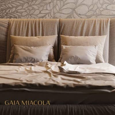 An interview with Architect Gaia Miacola about wallpaper styles.