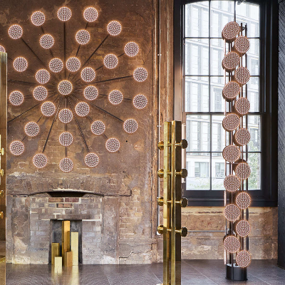 Tom Dixon returns to LDF with 'Materiality' at King's Cross District
