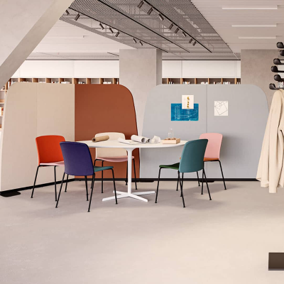 Arper unveils new collections at London Design Festival
