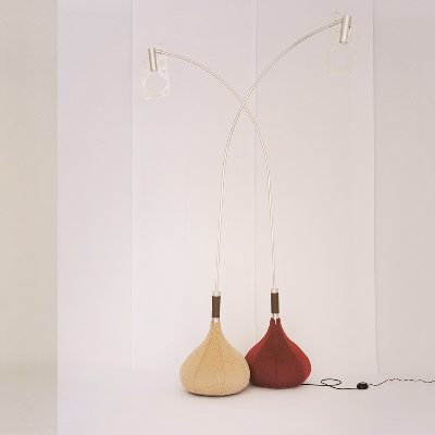 The iconic Bul-Bo lamp makes a comeback with a colourful body