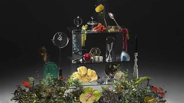Seven Deadly Sins, Christofle, 2021, by Marcel Wanders studio