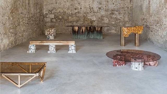 Roberto Sironi Encoded Symbols: Ruins