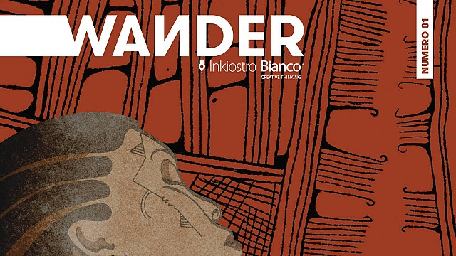 WANDER first issue