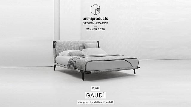 Archiproducts Winner Design Award 2020 – Flou Gaudi'
