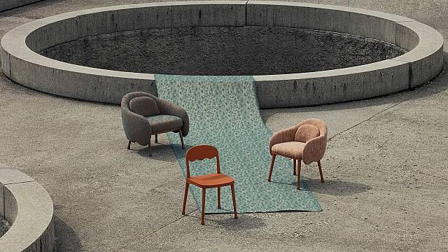 Cristina Celestino x Billiani at Milan Design Week 2021