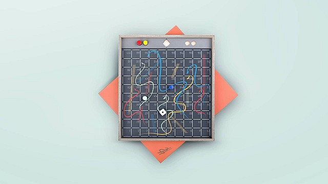Prisma Snakes and Ladders