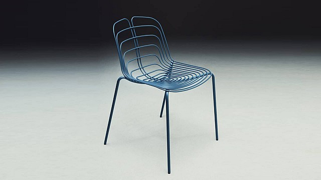 Wired Chair