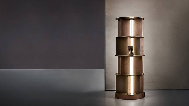 Babele Storage Unit and Lamp