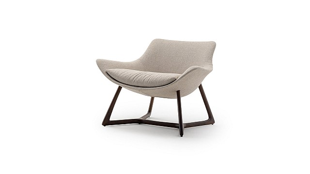 Harp Small Armchair