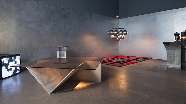 Pinac Low Coffee Table
