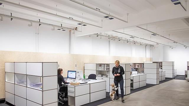 Light for modern offices
