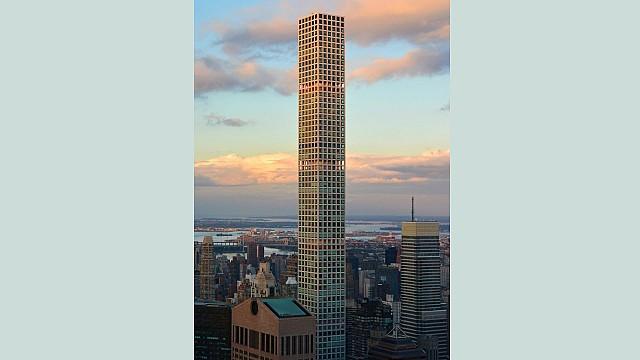 Matteo Nunziati Interior Design of a Penthouse at 432 Park Avenue, New York USA