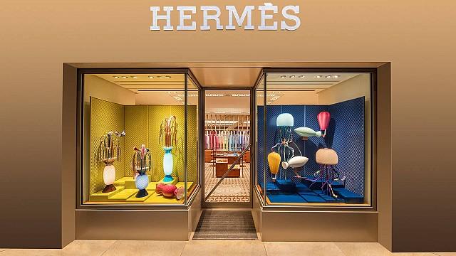 The Dream Carousel by Luca Nichetto for Hermès Hong Kong