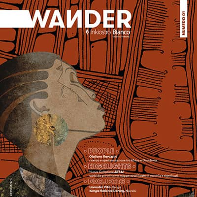 WANDER nr.1 magazine