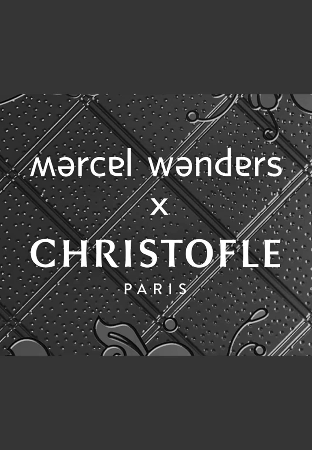 Jardin d'Éden by Marcel Wanders studio for Christofle, 2021